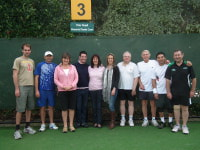 Dedication of Court 3 to Peter Wendt